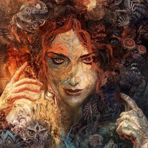 #9 Wild Woman Archetype & the Dark Goddess