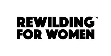 rewilding for women logo