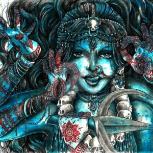 Taking the Head Off the Defense Mechanisms that Hold Us Back – A Dance with Kali – Episode 22