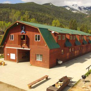 Bc Arial Barn