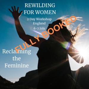Rewilding For Women workshop